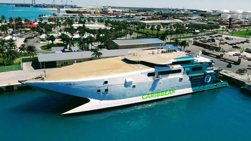 Bahamas Shuttle boat to Freeport from Fort Lauderdale