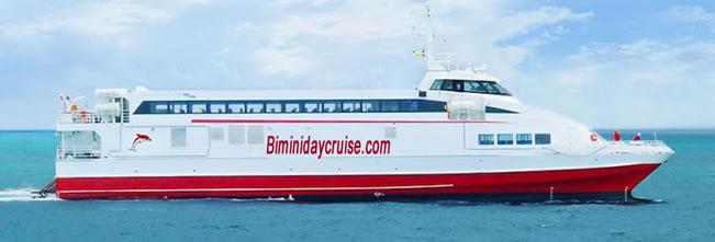Bimini day cruise from Miami